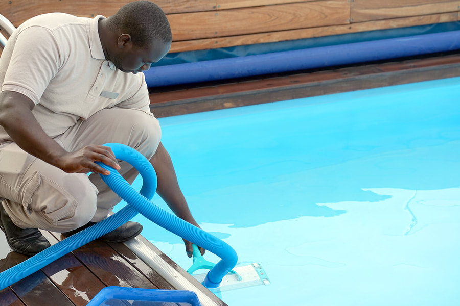 Pool Cleaning Service Roseville, Equipment Operation Check
